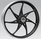 QM 16inch Motorcycle Aluminum Alloy Wheel Rim