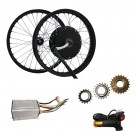 Hot sale QS Motor 205 Electric bicycle kit / E bike kit / Spoke Hub Motor Kit With Kelly Controller