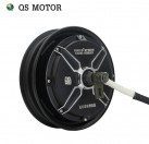 qs motor 10inch 500W 205 27H V1 Brushless DC Electric Scooter Hub Motor