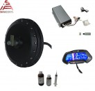QS Motor 273 40H V3 4kW Electric high power bicycle spoke motor with SVMC72200 controller kit