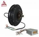 SiAECOSYS QS 1200W 48V 50kph Hub Motor with QSKLS4812S Controller and kits for Electric Bike
