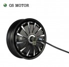 QS New 12*3.5inch 1500W V1.12 BLDC E-Scooter In-Wheel Hub Motor
