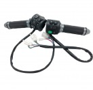 Z6 throttle with combination switch well matched with VOTOL controller