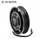 Big Wheel QSMOTOR 16inch 17inch 273 1500w - 8000w Electric Single Shaft Electric Motor for platform