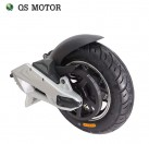 QS 1kW 90 new appearance mid drive motor assemble kits with 10inch rim and EM50SP Controller