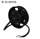 QS Motor 17X4.5inch 14kW 273 80H V3 Air Cooled Electric Motorcycle Hub Motor