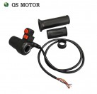 Good Quality Wuxing Half Twist Throttle with two buttons