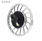 QSMOTOR 20x2.125inch 1000W 205 V2 Electric Bike Cast Wheel Hub Motor For Electric Bicycles Solar Tricycle