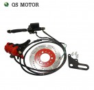 Superb Hydraulic Brakes Electric Scooter Disc Brake Set for Motorcycle