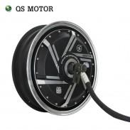 QS Motor 13x3.5inch 8000W 273 50H V3 In-Wheel Hub Motor for E-Motorcycle