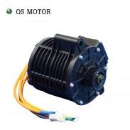 QSMOTOR 138 3000W V2 Mid Drive Motor With Belt Shaft