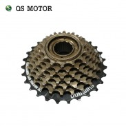 Good Quality Bicycle Parts British English Seven speed freewheel for ebike conversion kits
