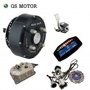 High Quality Dual 3000w 205 50h V3 In Wheel Hub Motor Electric Car Conversion Kits