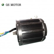 QS 138 3kW 72V100KPH old appearance mid drive motor with sprocket design