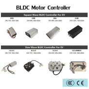 Hot Sale Kelly controller 48V - 144V BLDC Programable Electric Bike e bike ebike Motor Controller