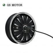 QS Motor 13x3.5inch 3000W 260 40H V1.12 In-Wheel Hub Motor for E-Motorcycle
