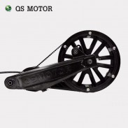 QSMOTOR New 1000W 90 mid drive motor assembly kits for electric scooter