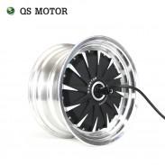 QS Motor 12x7.5inch 260 V1.12 1500W 30H E-Scooter In-Wheel Hub Motor for Harley streetcar