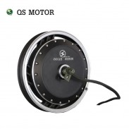 QS Powerful 14inch 273 2000w - 5000W 8000w Electric Scooter in wheel DC Hub Motor