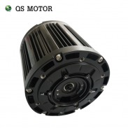 QSMOTOR 3000W 138 70H electric bike mid dirve motor