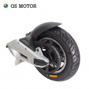 Siaecosys QS MOTOR 90 1000W V2 Mid Drive Motor Assemble Kits With EM50SP Controller for Electric Scooter