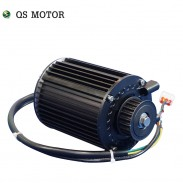 QSMOTOR 90 1000W Mid Drive Motor With Belt Shaft