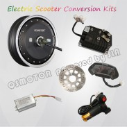 QS Motor Kelly Controller 13inch 8000W E Scooter Electric Scooter Motor Kits