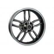 QS Wheel NZ5 17X3.0inch 17X4.0inch Gas Electric Motorcycle Aluminum Wheel
