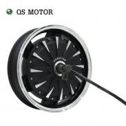 QS Motor 14x3.5inch 3000W 260 40H V1.12 In-Wheel Hub Motor for E-Motorcycle