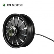 qs motor 2000w 12inch 260 V1 Electric Scooter Brushless DC In-Wheel Hub Motor