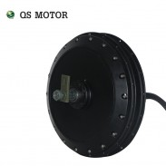 QSMotor electric bike hub motor 4000W 273 40H V3 electric wheel hub motor with Conversion Kits