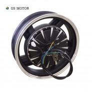 QS Motor 16x3.5inch 3000W 260 40H V1.12 In-Wheel Hub Motor for E-Motorcycle