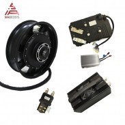 QS Super Power 14000W Hub Motor 150kph with full conversion kits for Electric Racing Motorcycle