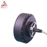New Disc brake cover 8kW 273 V3 72V 90KPH Electric Car In-Wheel Hub motor