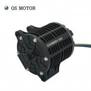 QSMOTOR 138 3000W V2 Mid Drive Motor With Spline Shaft