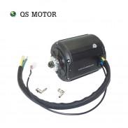 QSMOTOR 138 4000W Liquid Cooled Mid Drive Motor With Belt Shaft