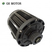 QSMOTOR 2000W 120 70H electric bike mid dirve motor