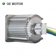 QSMOTOR 8000W 171 100H electric bike mid drive motor for electric motorcycle, not avaialbe now