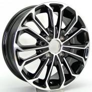 QM 14inch Motorcycle Car Aluminum Alloy Wheel Rim for sale