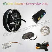 QS Motor APT 17inch 8000W Hub Motor E Motorcycle Electric Motorcycle conversion kits