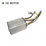 Kelly QSKLS7230S,24V-72V,300A, 60V Brushless Electric Bicycle Motor Sinusoidal Brushless Motor Controller