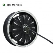 New Desgin QS Motor 14inch 1500W - 3000W 5000W 48V 260 Electric Brushless DC Wheel Hub Motor