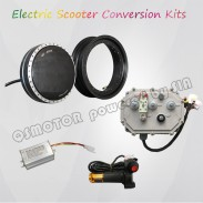 Electric Tricycle Motor Kits 6000W High Powerful Hub Motor Kit 100kph With CE Certification QS Motor