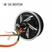 QS Motor 13x3.5inch 273 V4 8000W 50H E-Motorcycle In-Wheel Hub Motor