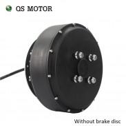 QS Motor 260 V4 2000W 35H Single Shaft E-Car Hub Motor
