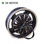 QS Motor 16*3.5inch 5000W 260 45H V3 Electric Scooter DC Brushless Hub Motor