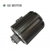 QSMOTOR 120 2000W Mid Drive Motor With Belt Shaft
