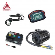 Siaecosys QS Motor 138 4KW mid drive motor conversion kits with SIAYQ72180 Controller