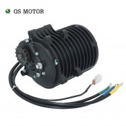 QSMOTOR 138 3000W V3 Mid Drive Motor With Gearbox