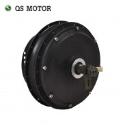 QS Motor 500W - 3000W 205 Electric Scooter Bicycle brushless Spoke DC Hub Motor